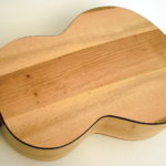 classic acoustic bass scale 75 handmade loud luthier