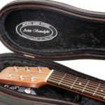hard case pocket travel guitar artur benedykt