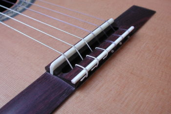 Bridge Saddle Classical Guitar