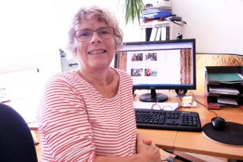Luthier Christian Stoll Staff Doris Breckner