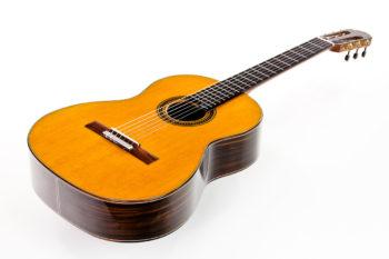 classical soloist guitar Custom luthier stoll