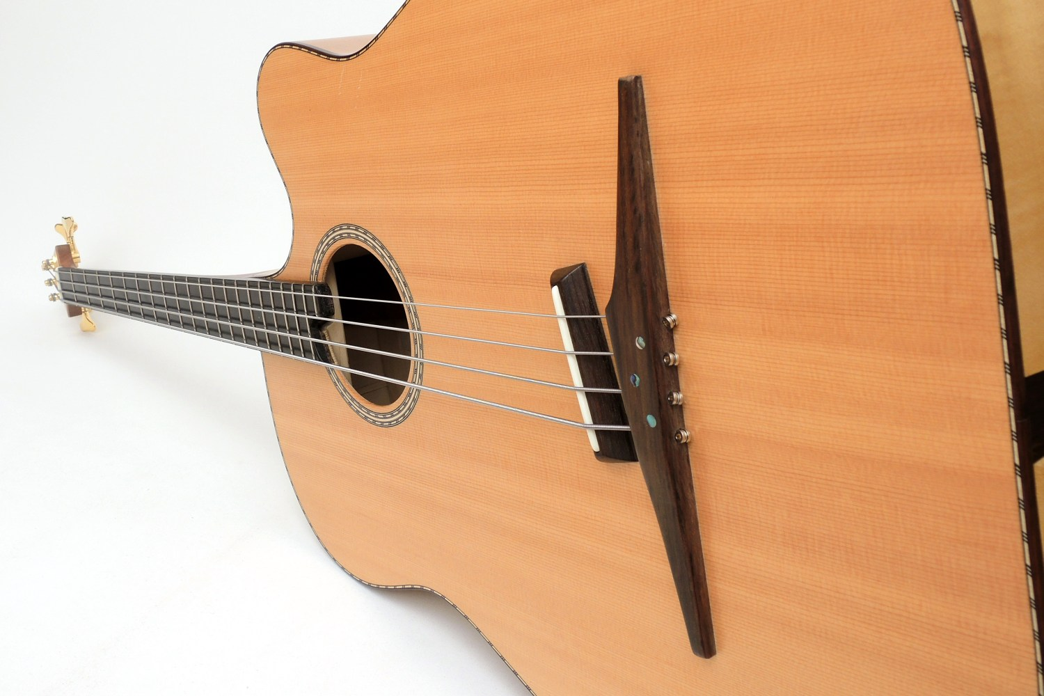 Legendary Acoustic Bass 4 5 6 String Big Sound Luthier