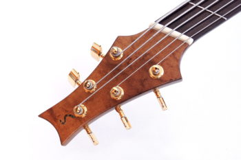 5-string lefthanded IQ Acoustic Bass