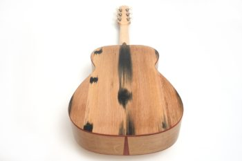 Steel String Guitar Cider Barrel Oak Spruce fingerstyle