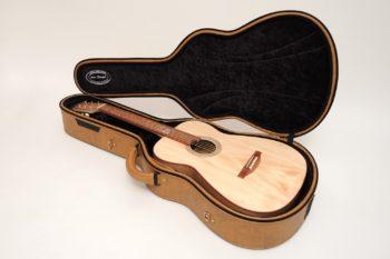 benedyct case Steel String Guitar Cider Barrel Oak Spruce fingerstyle