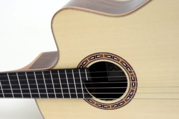 Classic Guitar stainless steel allergy friendly