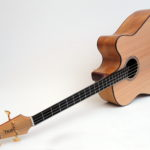 legendary acoustic bass 4 5 6-string big sound luthier