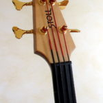 The Legendary Acoustic Bass Fretless - Head