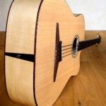 The Legendary Acoustic Bass Fretless - Bridge