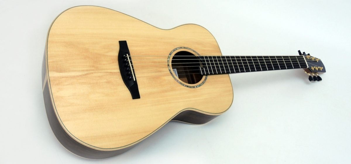 Fingerstyle 13th fret 630 mm