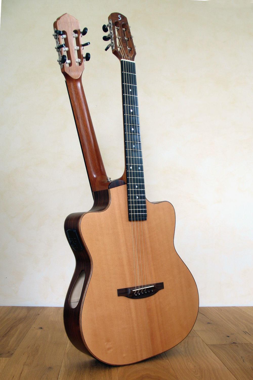 Double-Neck Guitars   Fretted Americana Inc.