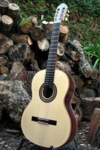 Classical Guitar Classic Line I Burmese Rosewood
