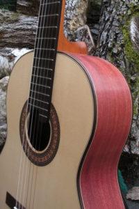 Classical Guitar Classic Line I - Violet Wood