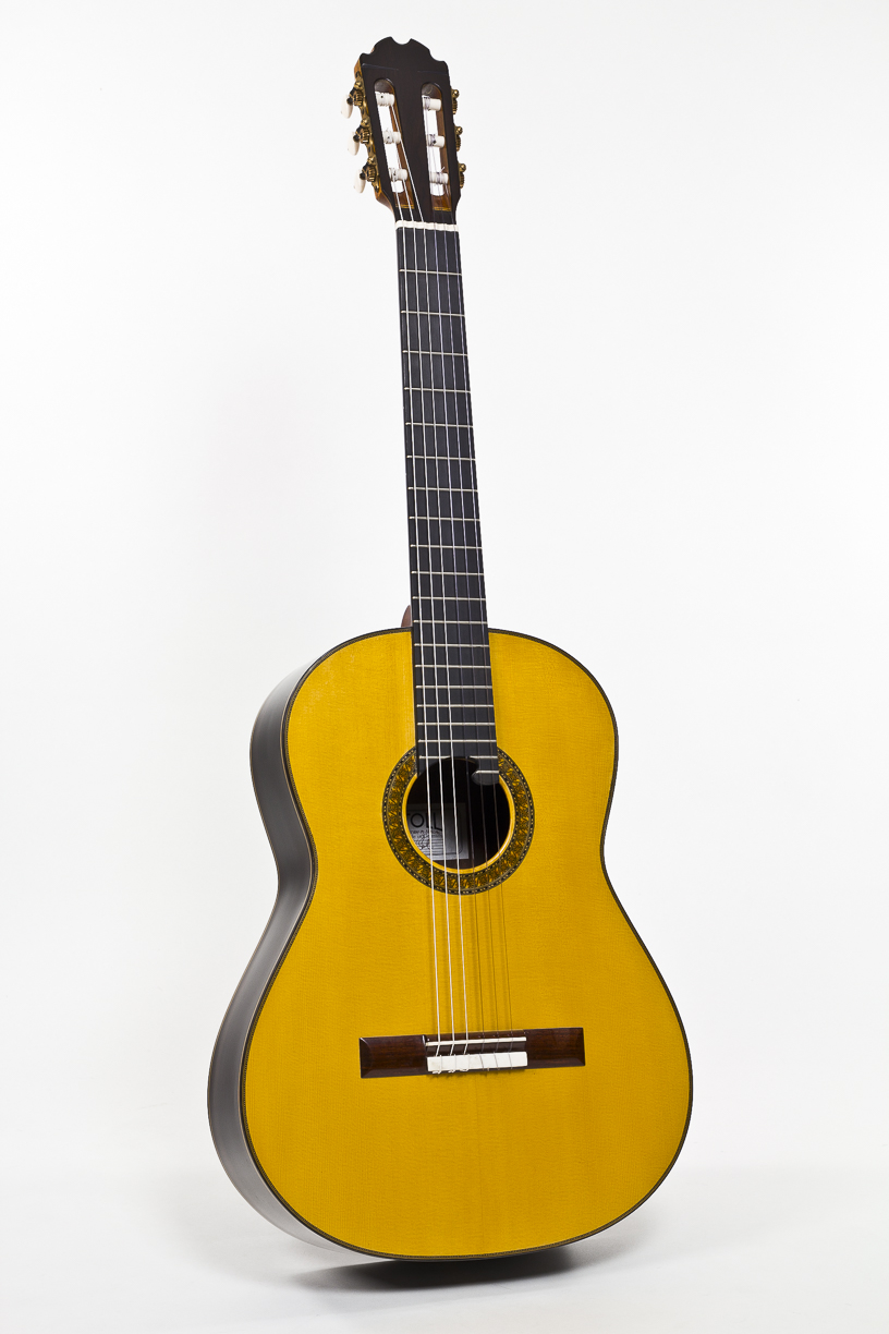 Classical Guitar Evolution M