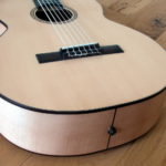 Classic Bass 6-string scale length 75 cm - Bridge