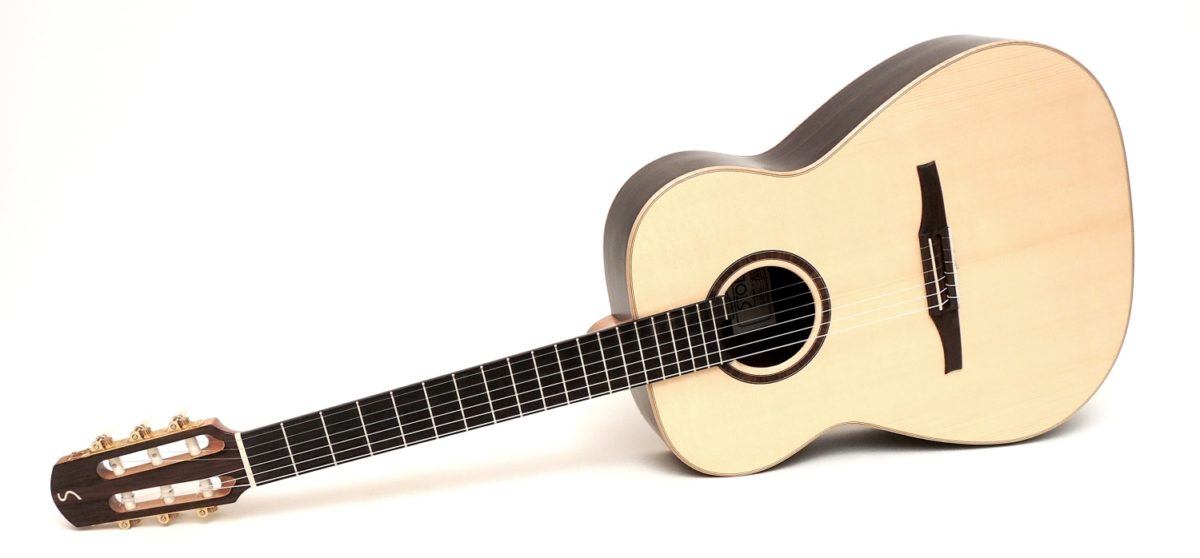 nylon string classical crossover guitars luthier