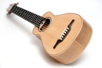 traveler guitar pocket lightweight handmade luthier christian stoll
