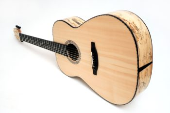 tamarinde steel string acoustic guitar luthier christian stoll