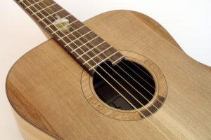 Fingerstyle Blues Guitar Walnut Bog Oak Local Woods Fingerstyle Blues Guitar Walnut Bog Oak Local Woods