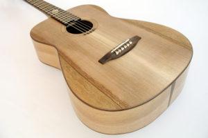 Fingerstyle Blues Guitar Walnut Bog Oak Local Woods