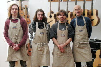 stoll guitars staff