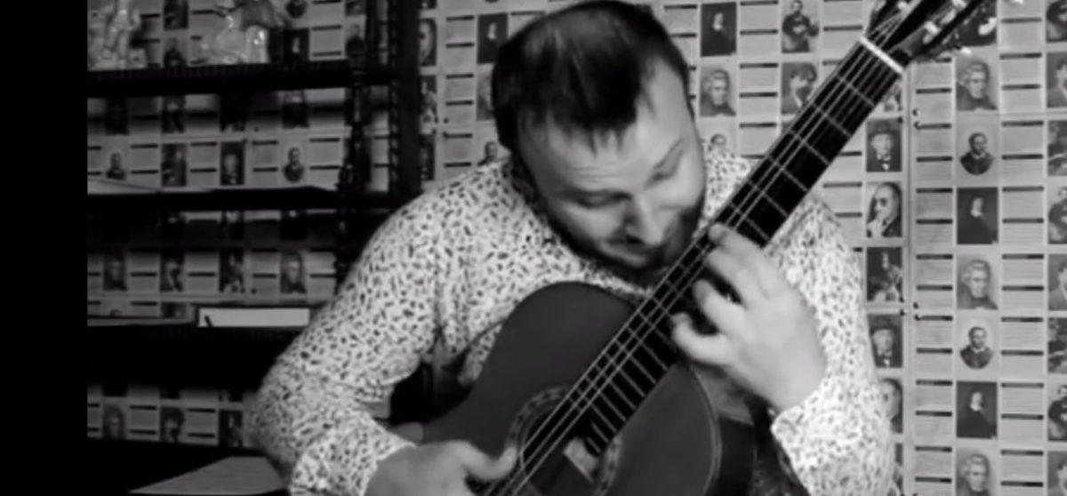 master soloist guitar Evolution M: Tariel Suari - Dionisio Aguado, Rondo Brillante Op. 2, No. 2