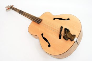 The Duke - Archtop Acoustic Bass
