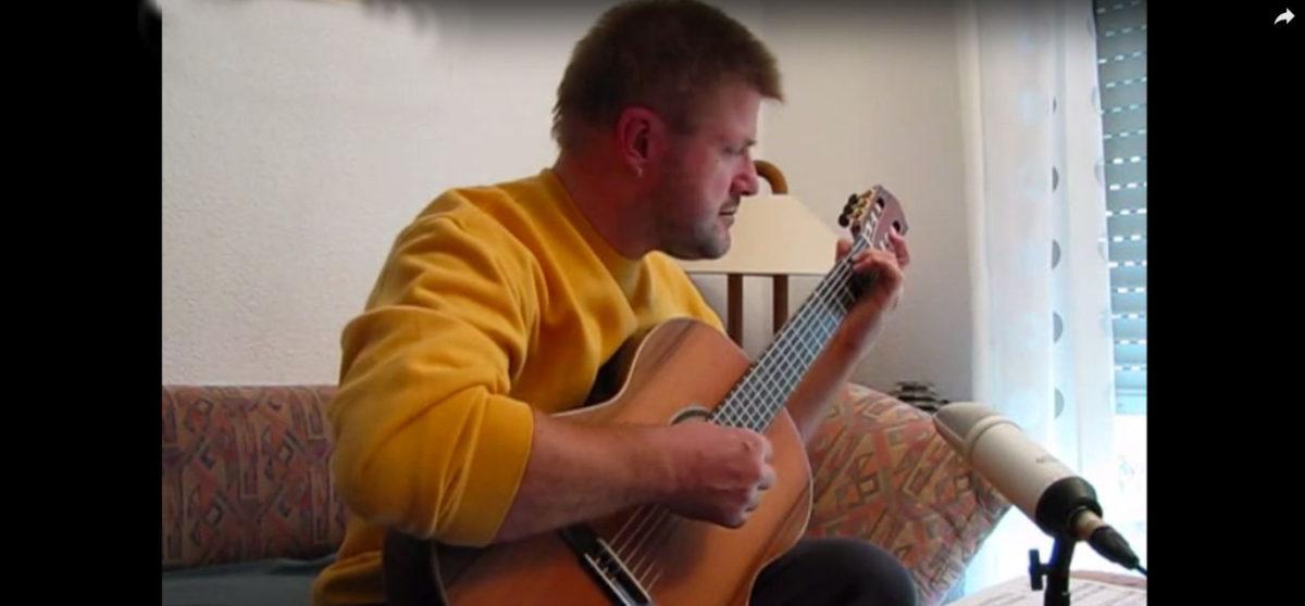 Video Klaus T Tarréga Etuede no 1