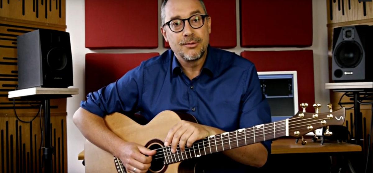 Video STOLL Evidence Test Akustik Gitarre