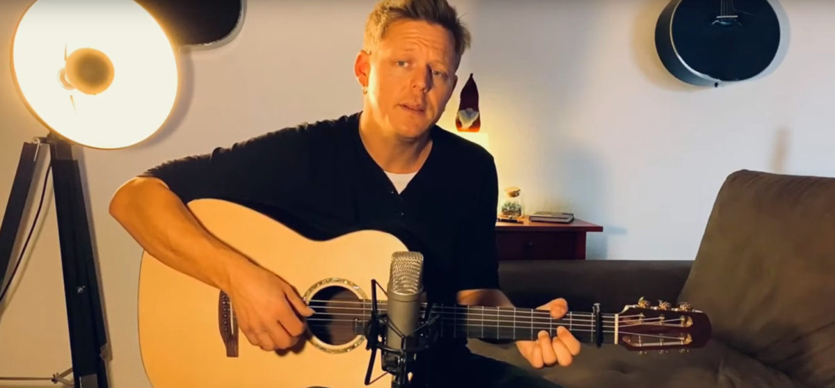 Video Stoll Steel String Fingerstyle guitar