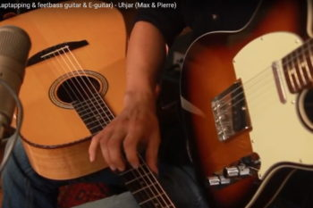 video Pierre Pihl on steel string guitar ambition silver oak