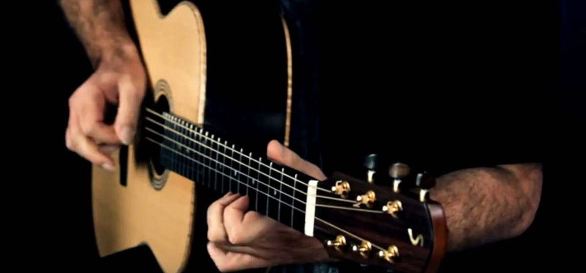 luthier video stoll ambition palisander soundcheck