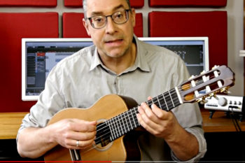 video stoll classic octave guitar